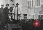 Image of catholic services France, 1917, second 25 stock footage video 65675063068