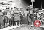 Image of American soldiers in World War 1 trench France, 1917, second 24 stock footage video 65675063069