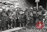 Image of American soldiers in World War 1 trench France, 1917, second 29 stock footage video 65675063069