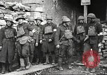 Image of American soldiers in World War 1 trench France, 1917, second 30 stock footage video 65675063069