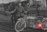 Image of American soldiers eat in World War 1 France, 1917, second 5 stock footage video 65675063070