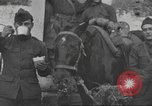 Image of American soldiers eat in World War 1 France, 1917, second 9 stock footage video 65675063070