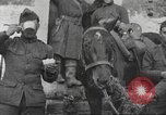 Image of American soldiers eat in World War 1 France, 1917, second 19 stock footage video 65675063070