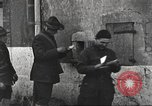 Image of American soldier mail call World War 1 France, 1917, second 11 stock footage video 65675063071
