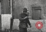 Image of American soldier mail call World War 1 France, 1917, second 13 stock footage video 65675063071