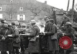Image of American soldier mail call World War 1 France, 1917, second 14 stock footage video 65675063071