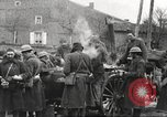 Image of American soldier mail call World War 1 France, 1917, second 16 stock footage video 65675063071