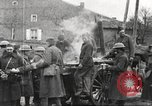 Image of American soldier mail call World War 1 France, 1917, second 17 stock footage video 65675063071