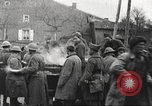 Image of American soldier mail call World War 1 France, 1917, second 19 stock footage video 65675063071