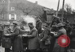 Image of American soldier mail call World War 1 France, 1917, second 20 stock footage video 65675063071