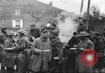 Image of American soldier mail call World War 1 France, 1917, second 21 stock footage video 65675063071