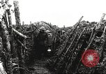 Image of American soldier mail call World War 1 France, 1917, second 24 stock footage video 65675063071