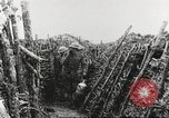 Image of American soldier mail call World War 1 France, 1917, second 26 stock footage video 65675063071