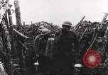Image of American soldier mail call World War 1 France, 1917, second 29 stock footage video 65675063071