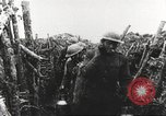 Image of American soldier mail call World War 1 France, 1917, second 30 stock footage video 65675063071