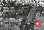 Image of American soldier mail call World War 1 France, 1917, second 37 stock footage video 65675063071