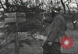 Image of American soldier mail call World War 1 France, 1917, second 38 stock footage video 65675063071