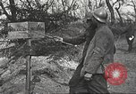 Image of American soldier mail call World War 1 France, 1917, second 39 stock footage video 65675063071