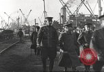 Image of John Pershing Derby England United Kingdom, 1917, second 12 stock footage video 65675063073