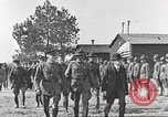 Image of John Pershing Derby England United Kingdom, 1917, second 20 stock footage video 65675063073
