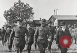 Image of John Pershing Derby England United Kingdom, 1917, second 21 stock footage video 65675063073