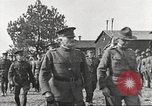Image of John Pershing Derby England United Kingdom, 1917, second 22 stock footage video 65675063073