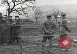 Image of German prisoners of war during World War 1 France, 1917, second 3 stock footage video 65675063074