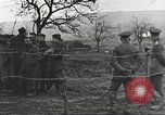 Image of German prisoners of war during World War 1 France, 1917, second 4 stock footage video 65675063074