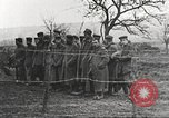 Image of German prisoners of war during World War 1 France, 1917, second 7 stock footage video 65675063074