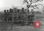 Image of German prisoners of war during World War 1 France, 1917, second 8 stock footage video 65675063074