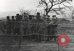 Image of German prisoners of war during World War 1 France, 1917, second 9 stock footage video 65675063074