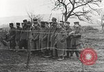 Image of German prisoners of war during World War 1 France, 1917, second 10 stock footage video 65675063074
