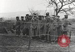 Image of German prisoners of war during World War 1 France, 1917, second 13 stock footage video 65675063074