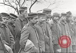 Image of German prisoners of war during World War 1 France, 1917, second 14 stock footage video 65675063074