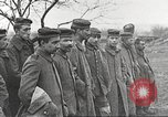 Image of German prisoners of war during World War 1 France, 1917, second 21 stock footage video 65675063074