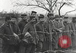 Image of German prisoners of war during World War 1 France, 1917, second 25 stock footage video 65675063074