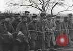 Image of German prisoners of war during World War 1 France, 1917, second 28 stock footage video 65675063074