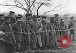 Image of German prisoners of war during World War 1 France, 1917, second 30 stock footage video 65675063074