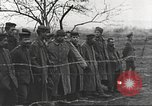 Image of German prisoners of war during World War 1 France, 1917, second 31 stock footage video 65675063074