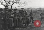 Image of German prisoners of war during World War 1 France, 1917, second 32 stock footage video 65675063074