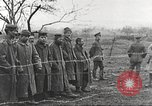 Image of German prisoners of war during World War 1 France, 1917, second 33 stock footage video 65675063074