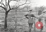 Image of German prisoners of war during World War 1 France, 1917, second 52 stock footage video 65675063074