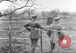 Image of German prisoners of war during World War 1 France, 1917, second 53 stock footage video 65675063074