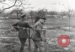 Image of German prisoners of war during World War 1 France, 1917, second 55 stock footage video 65675063074