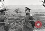 Image of German prisoners of war during World War 1 France, 1917, second 59 stock footage video 65675063074