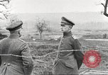 Image of German prisoners of war during World War 1 France, 1917, second 62 stock footage video 65675063074