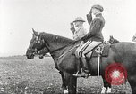 Image of Joint French and American infantry parade Europe, 1918, second 2 stock footage video 65675063075