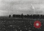 Image of Joint French and American infantry parade Europe, 1918, second 6 stock footage video 65675063075
