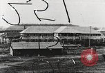Image of American military base camp World war 1 Europe, 1917, second 1 stock footage video 65675063076