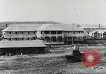 Image of American military base camp World war 1 Europe, 1917, second 5 stock footage video 65675063076
